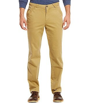 Spyder Arrival Flat-Front Stretch Poplin Tapered Pants