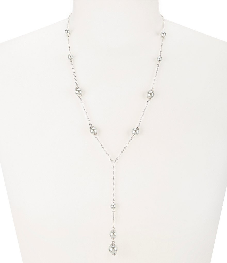 kate spade new york Pearls of Wisdom Y-Necklace