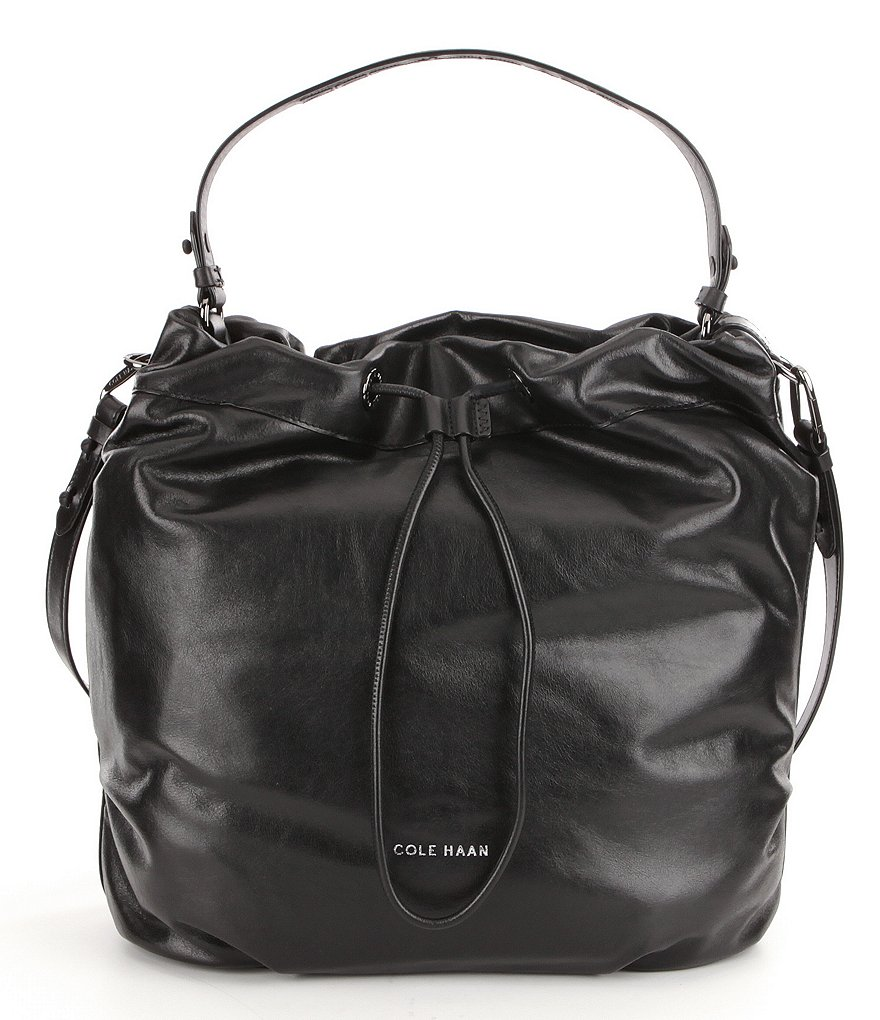 Cole Haan Stagedoor Small Studio Bucket Bag