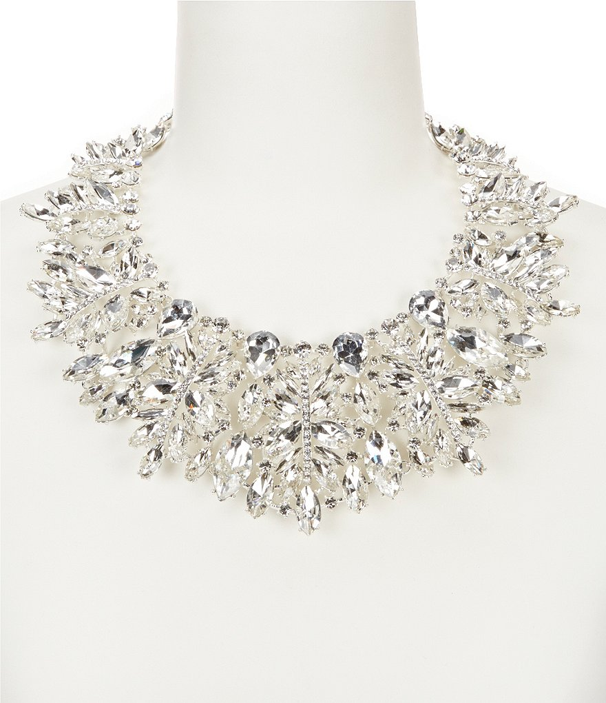 Natasha Accessories Bethenny Statement Necklace