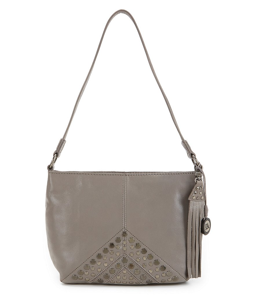 The Sak Indio Demi Studded Hobo Bag