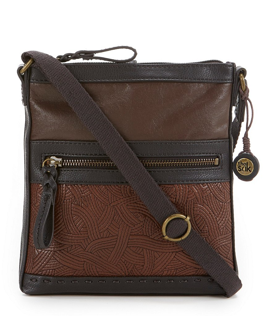 The Sak Pax Cross-Body Bag