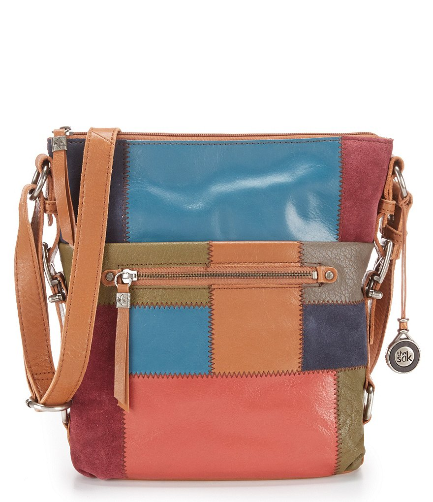 The Sak Sanibel Cross-Body Bag