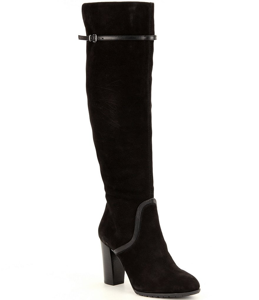 Antonio Melani Honurs Wide Calf Over the Knee Dress Boots