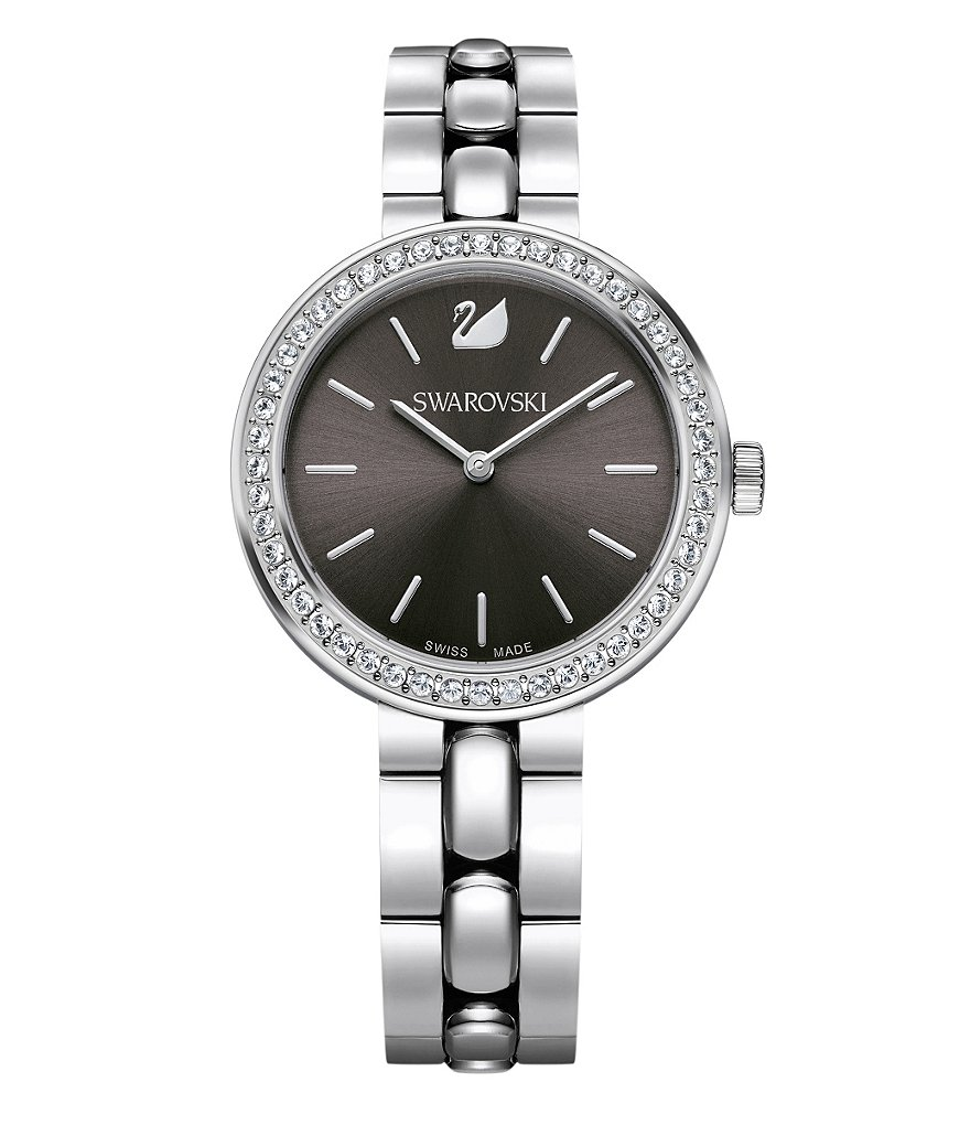 Swarovski Daytime Crystal Analog Bracelet Watch