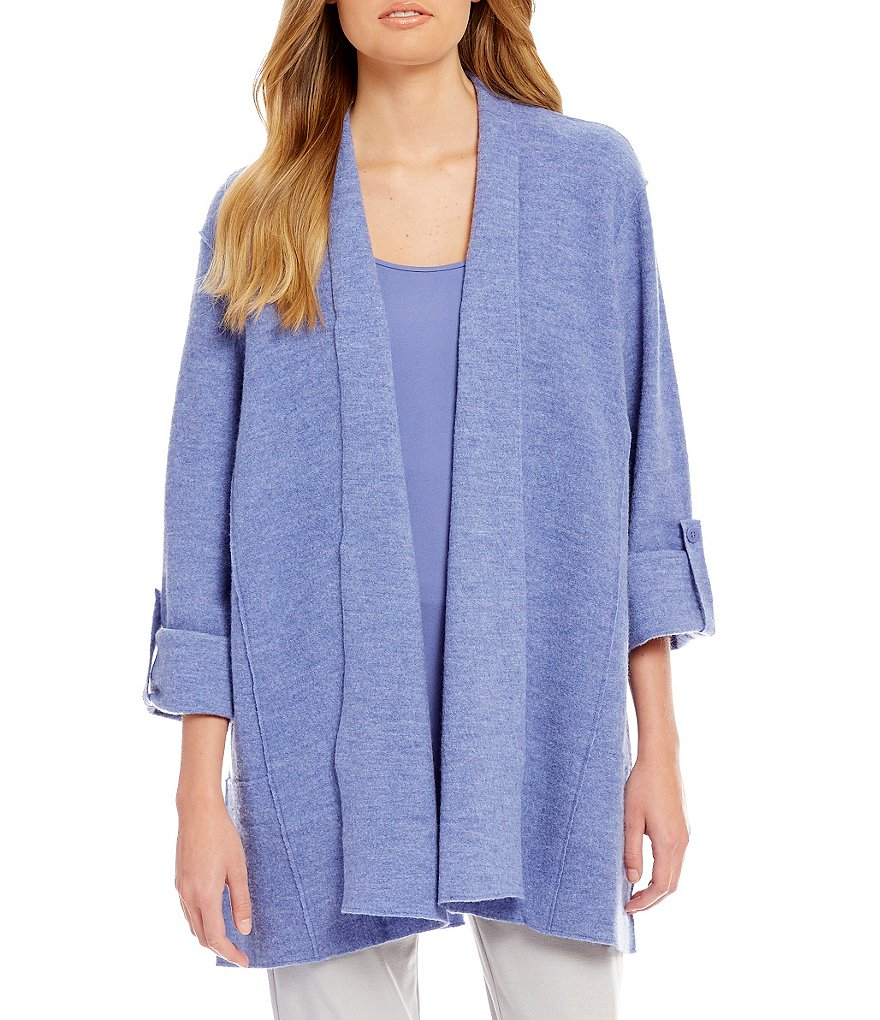 Eileen Fisher Envelope Coat