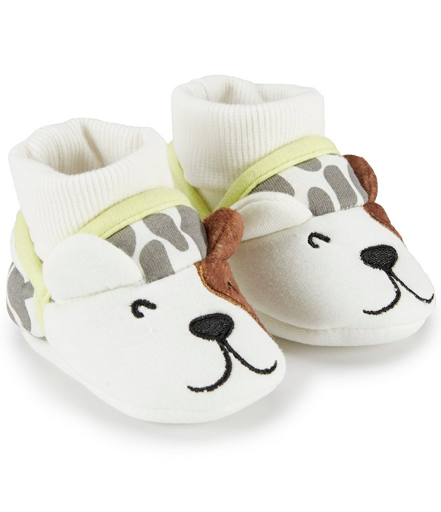Joules Baby Boys Newborn-18 Months Character Slippers