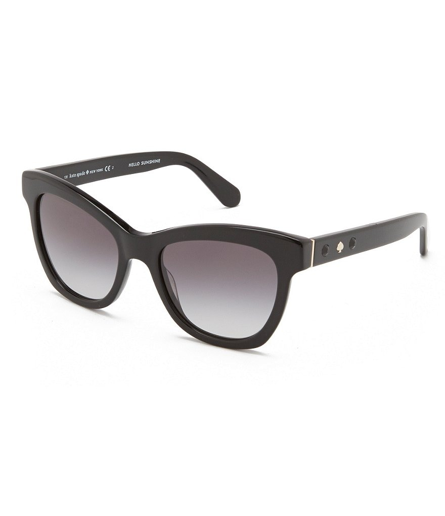 kate spade new york Krissy Rectangle Sunglasses