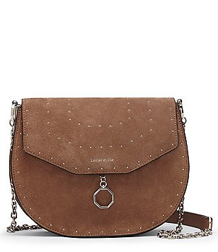 Louise et Cie Jael Studded Cross-Body Bag
