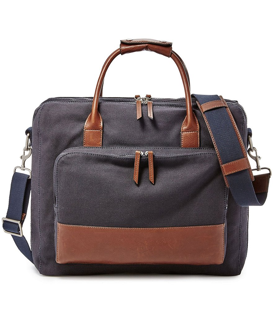 Fossil Carson Canvas Travel Bag