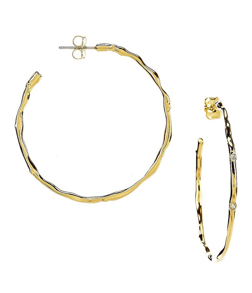 Nadri Hoop Earrings