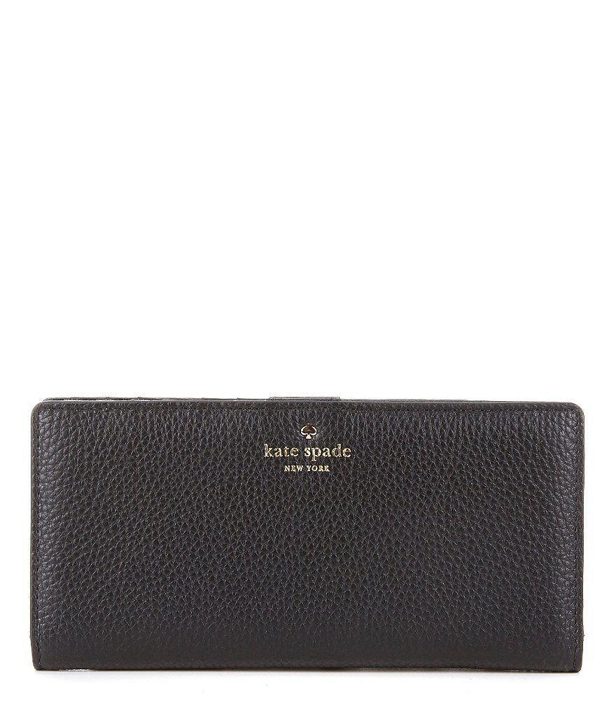 kate spade new york Cobble Hill Collection Large Stacy Wallet