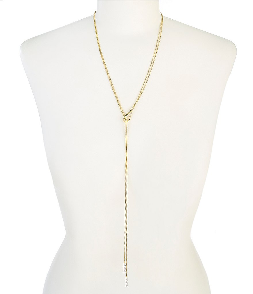 Nadri Abby Y-Necklace