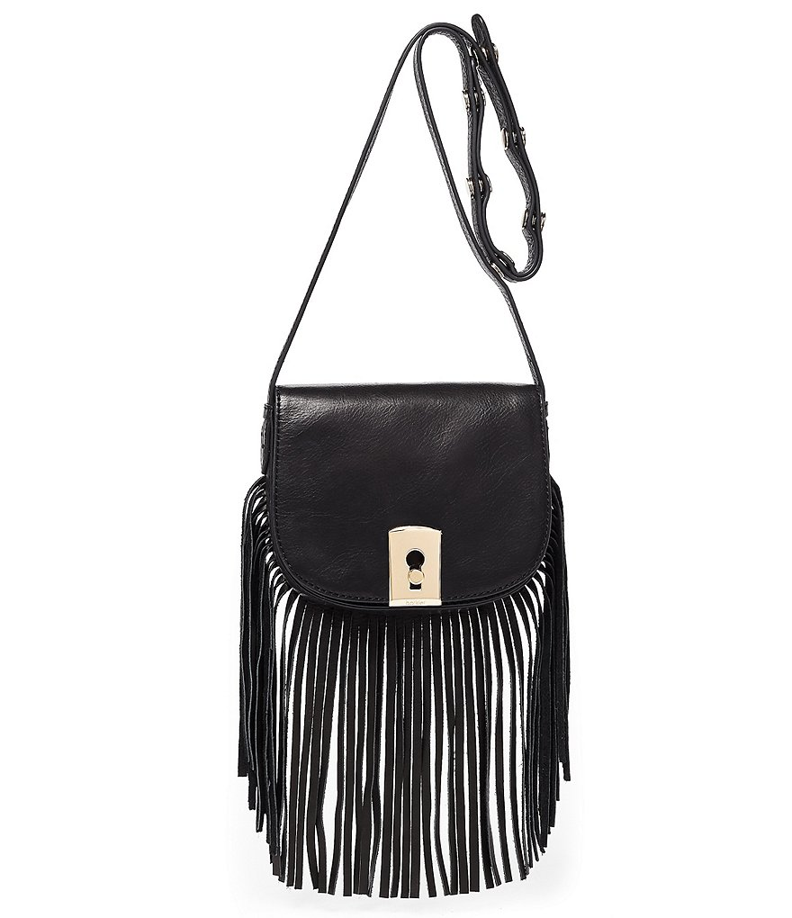 Botkier Clinton Fringe Cross-Body Bag
