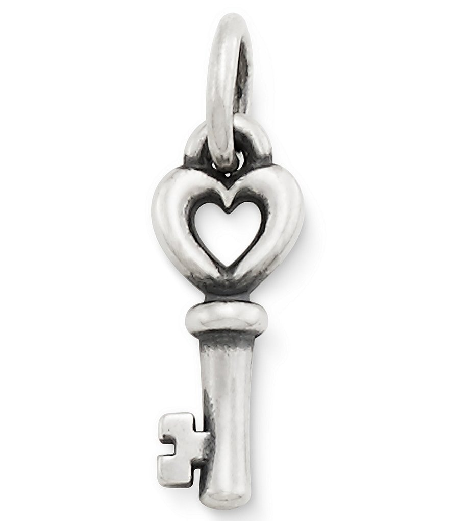 James Avery Mini Key Charm