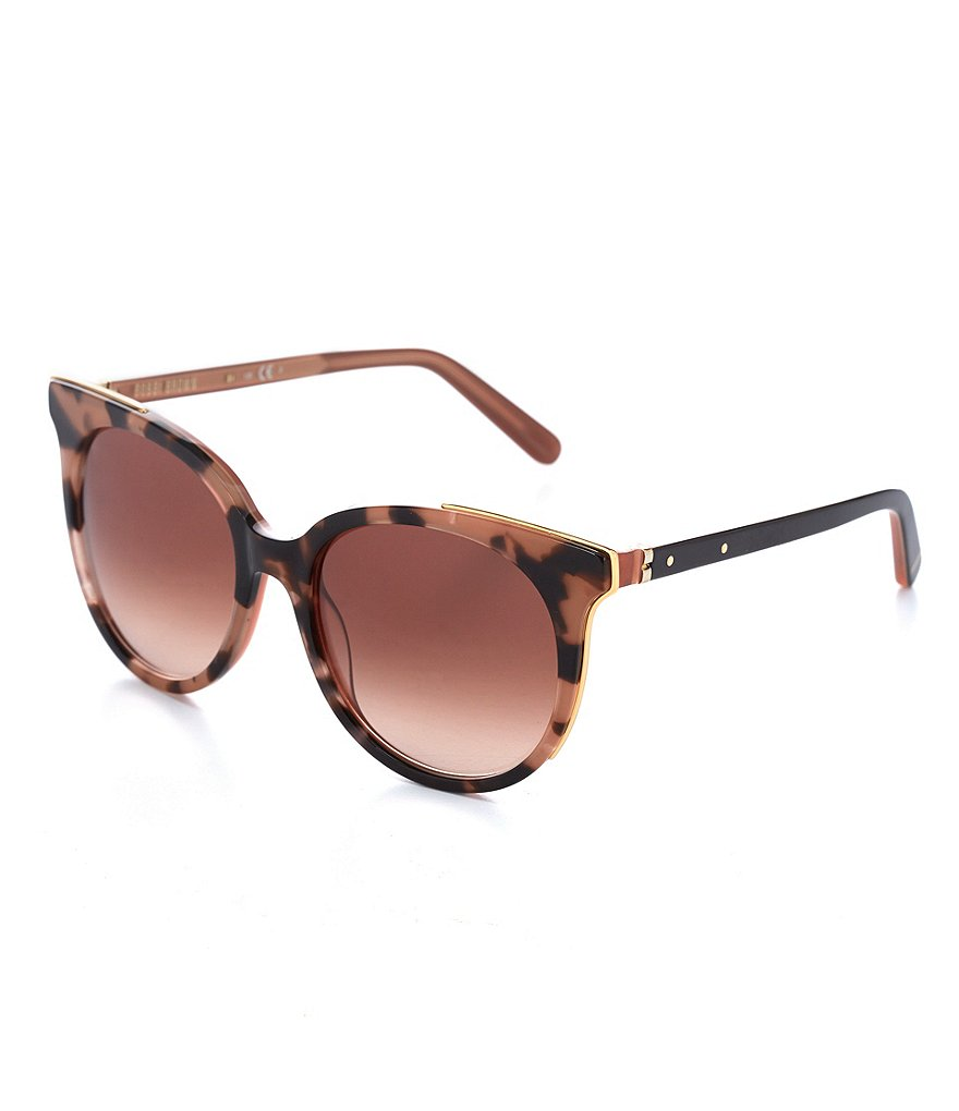 Bobbi Brown The Lucy Gradient Round Sunglasses
