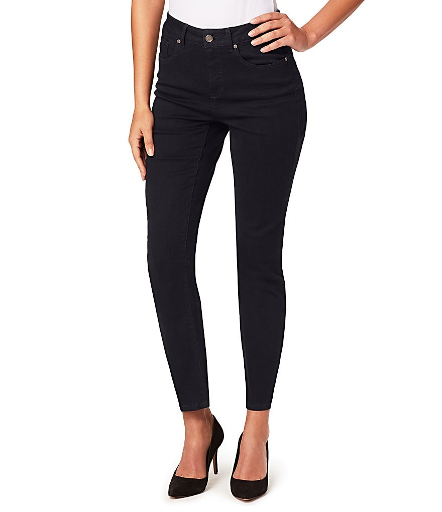 MIRACLEBODY™ JEANS Faith Ankle 5-Pocket Jeans