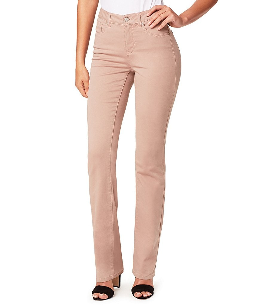 MIRACLEBODY™ JEANS Dream Straight Leg Twill Pants
