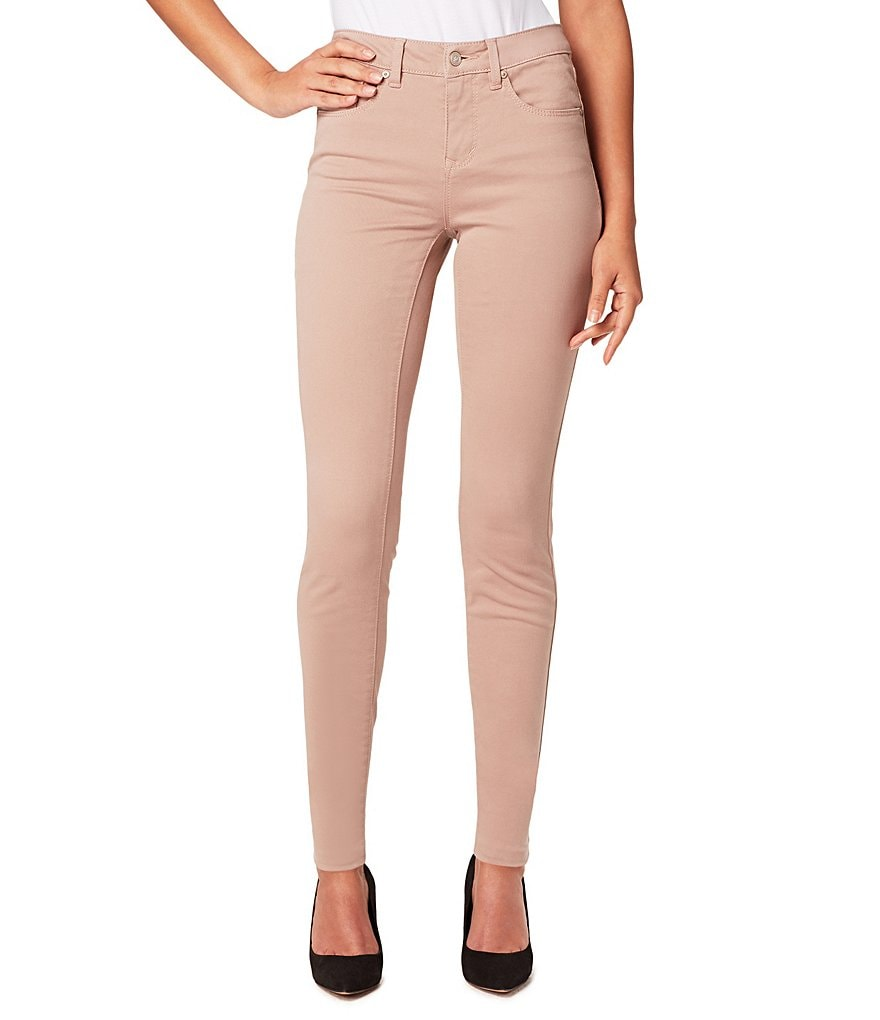 MIRACLEBODY™ JEANS Faith Skinny Leg Twill 5-Pocket Pants