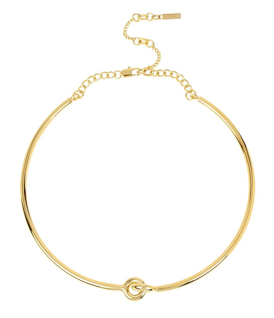 Kenneth Cole New York Knot Collar Necklace
