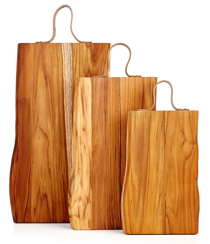 Tru Chef Teak Wood Cutting Board