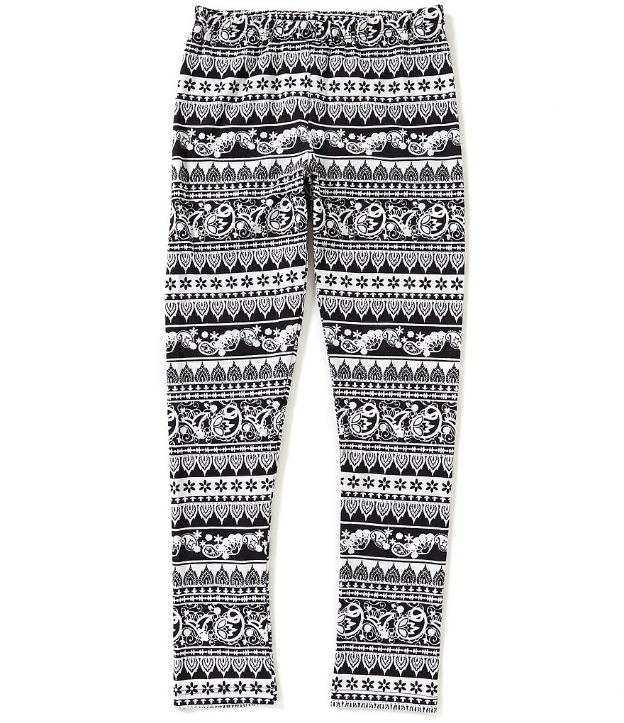 Takara Big Girls 7-16 Printed Leggings