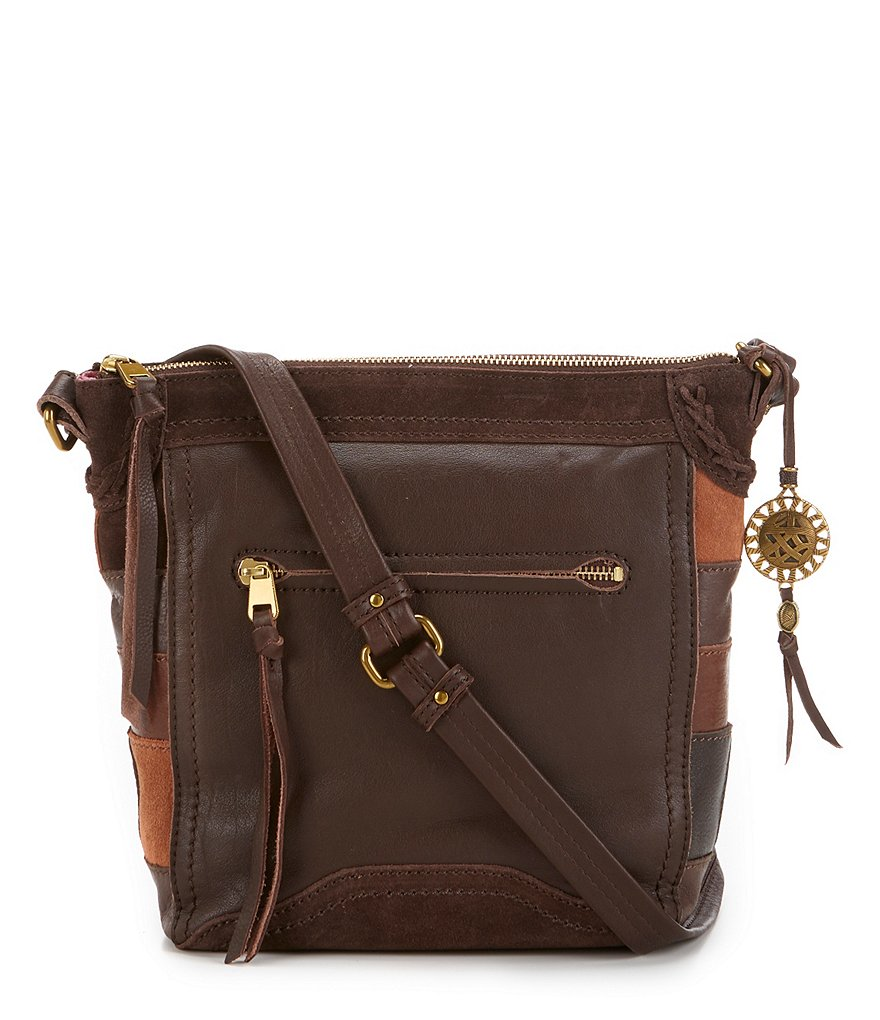 The Sak Tahoe Patchwork Cross-Body Bag