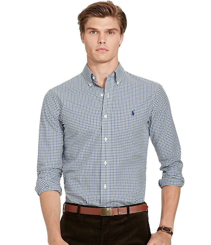 Polo Ralph Lauren Gingham Poplin Shirt