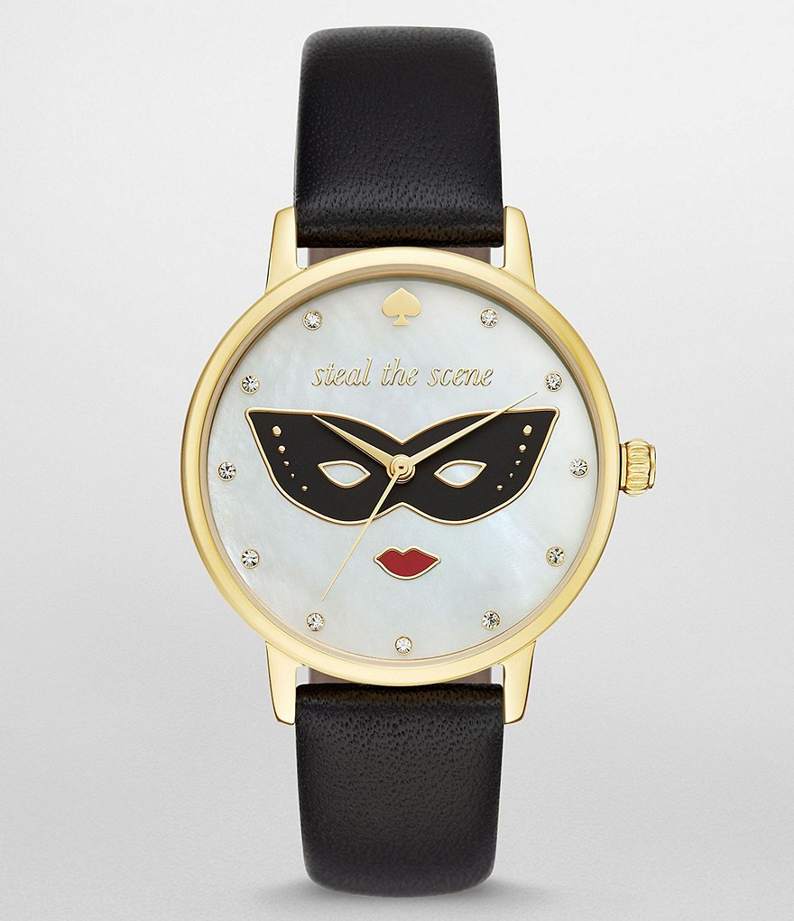 kate spade new york Metro Steal The Scene Watch