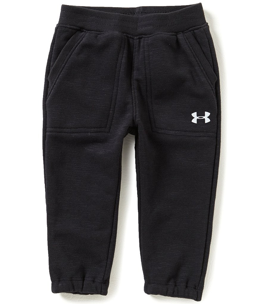 Under Armour Baby Boys 12-24 Months Two-Tone French Terry Pants