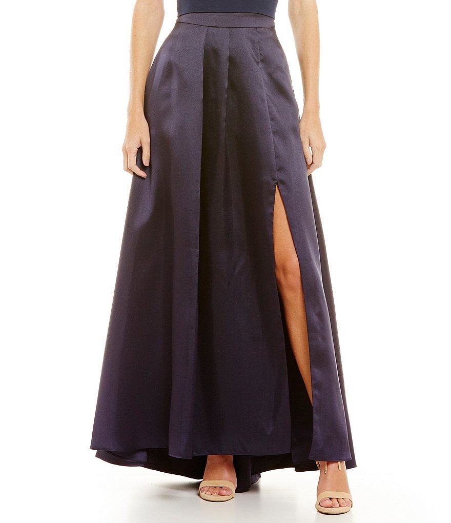 Belle Badgley Mischka Sarah Ball Gown Skirt