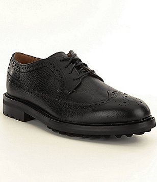 Polo Ralph Lauren Nyles Wingtip Oxfords