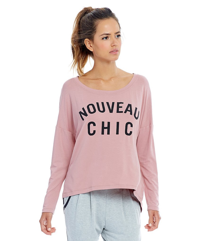 Gianni Bini Willow Nouveau Chic Tee