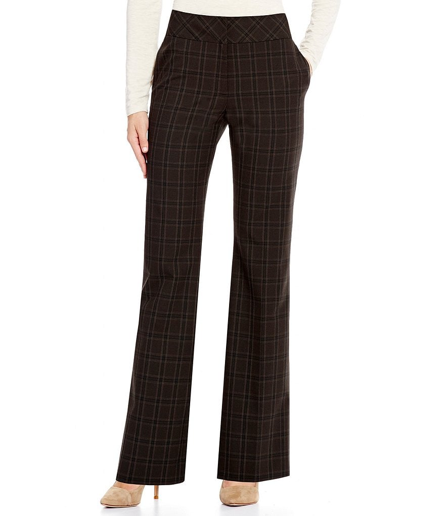Antonio Melani Antonio Autumn Plaid Pant