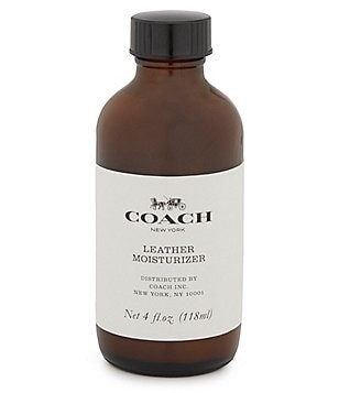 COACH 4-OZ. LEATHER MOISTURIZER