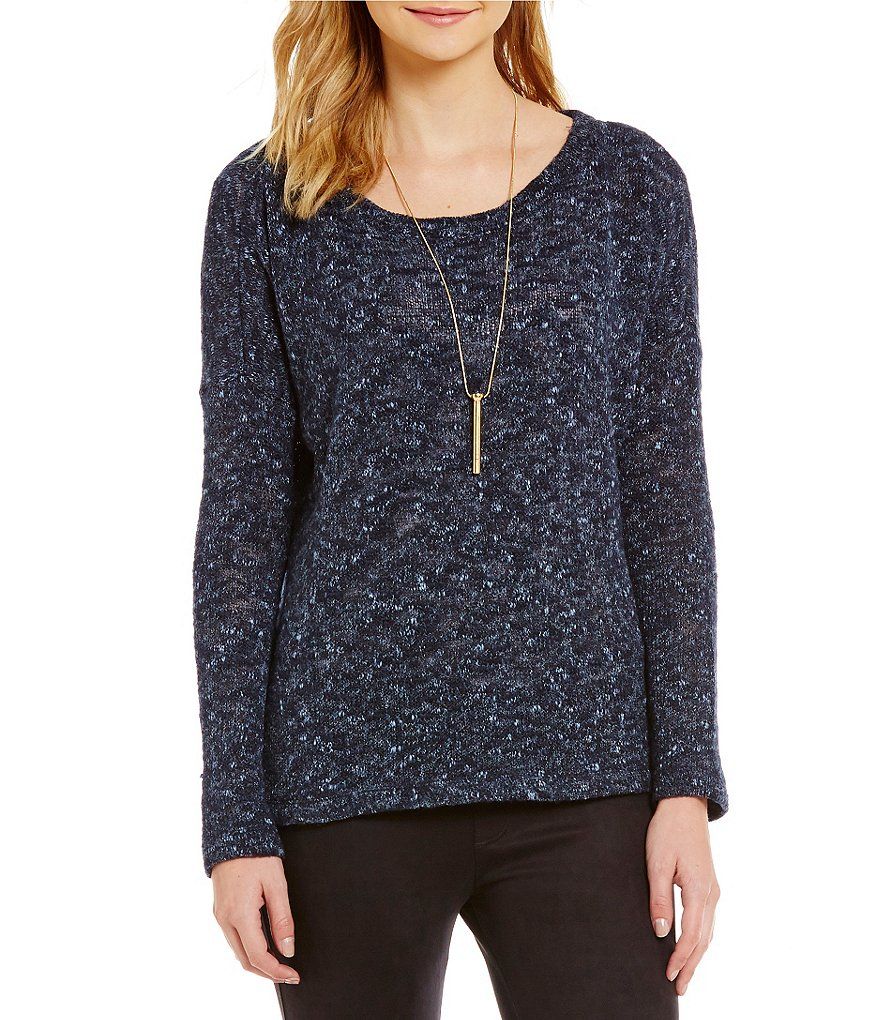 Sanctuary Easy Street Popover Long Sleeve Top