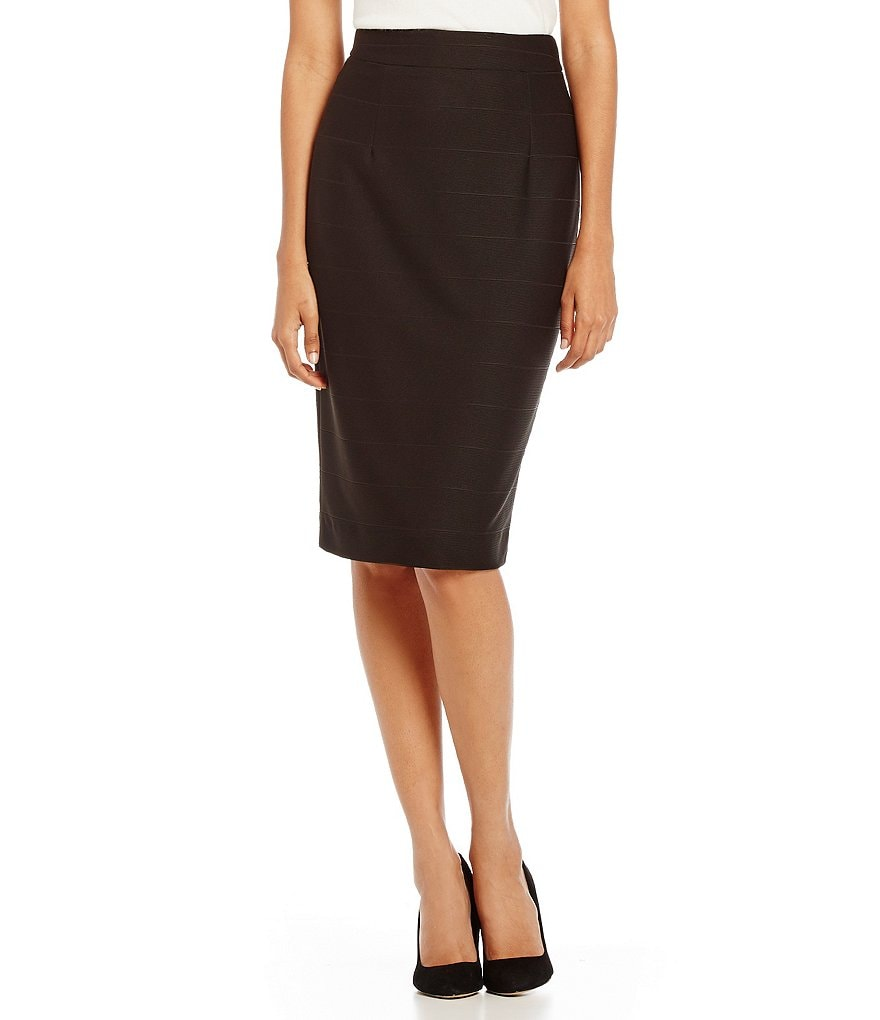 Katherine Kelly Liesel Stretch Pencil Skirt