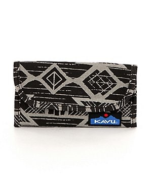 Kavu Big Spender Trifold Wallet