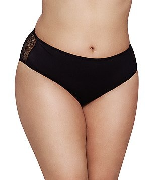 Ashley Graham Essential Hi-Cut Brief Panty