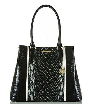 Brahmin Carlisle Collection Joan Tote