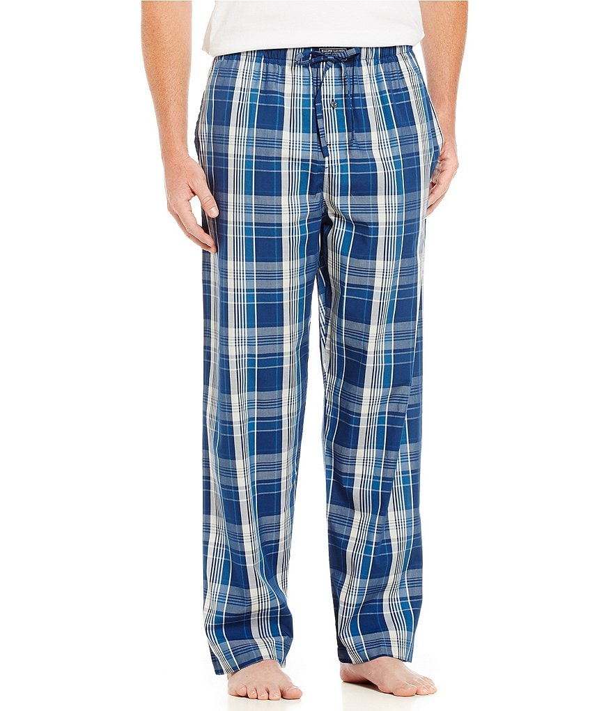 Polo Ralph Lauren Woven Plaid Pajama Pants