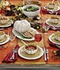 Color:Multi - Image 2 - Elrene Home Harvest Cobble Hill Cotton Jacquard Table Linens