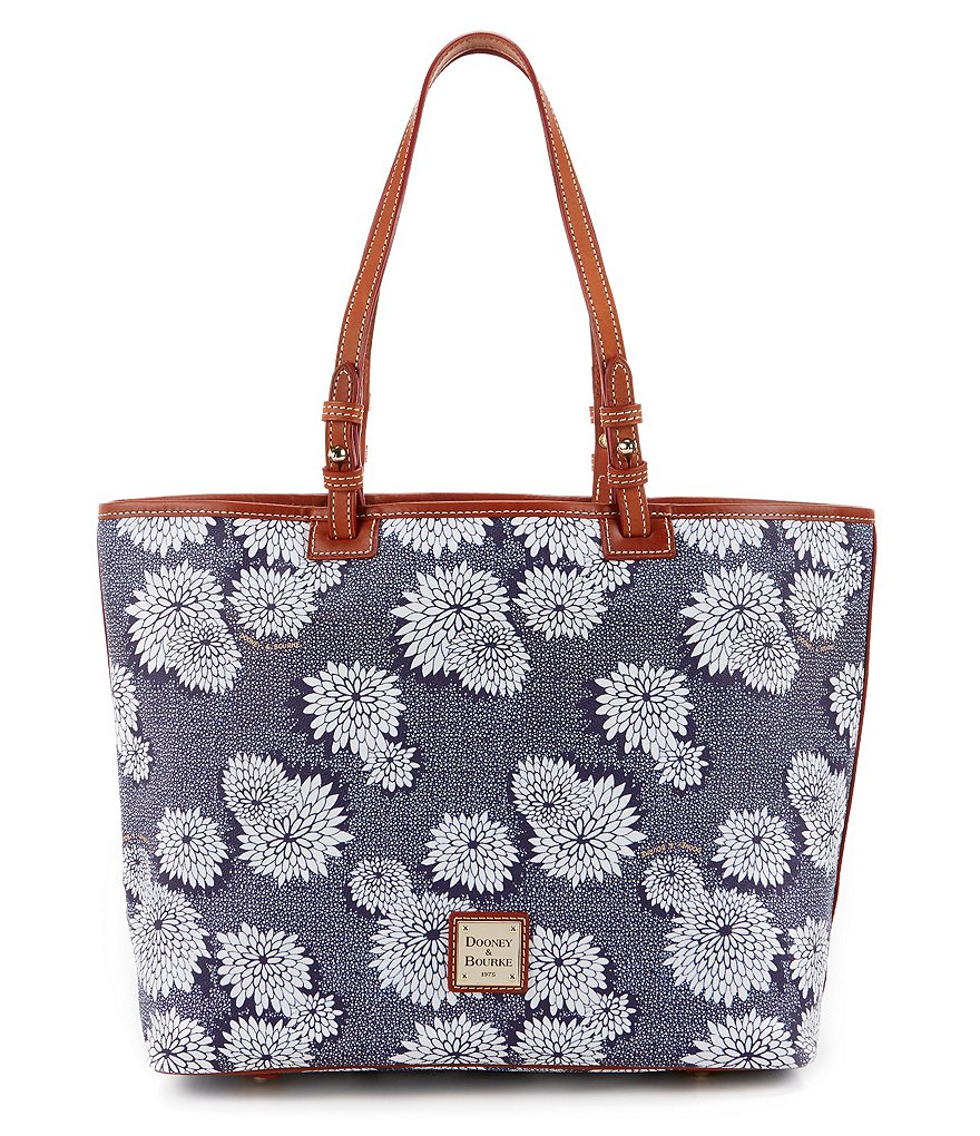 Dooney & Bourke Zinnia Collection Leisure Shopper Tote