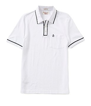 Original Penguin Earl Short-Sleeve Polo Shirt