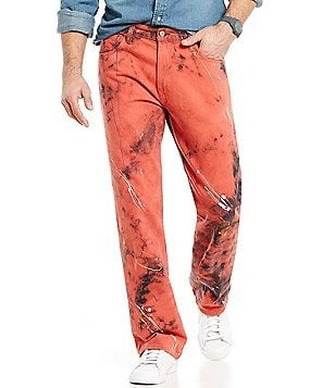 Levi´s® 569 ™ Loose Straight-Fit Paint-Splattered Jeans