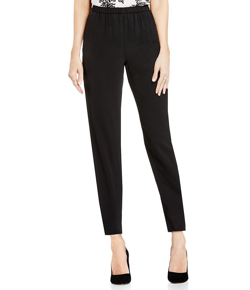 Vince Camuto Slim Leg Pull-On Pant