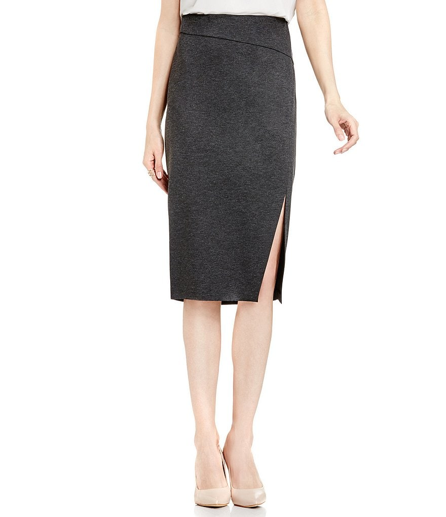 Vince Camuto Side Zip Pencil Skirt