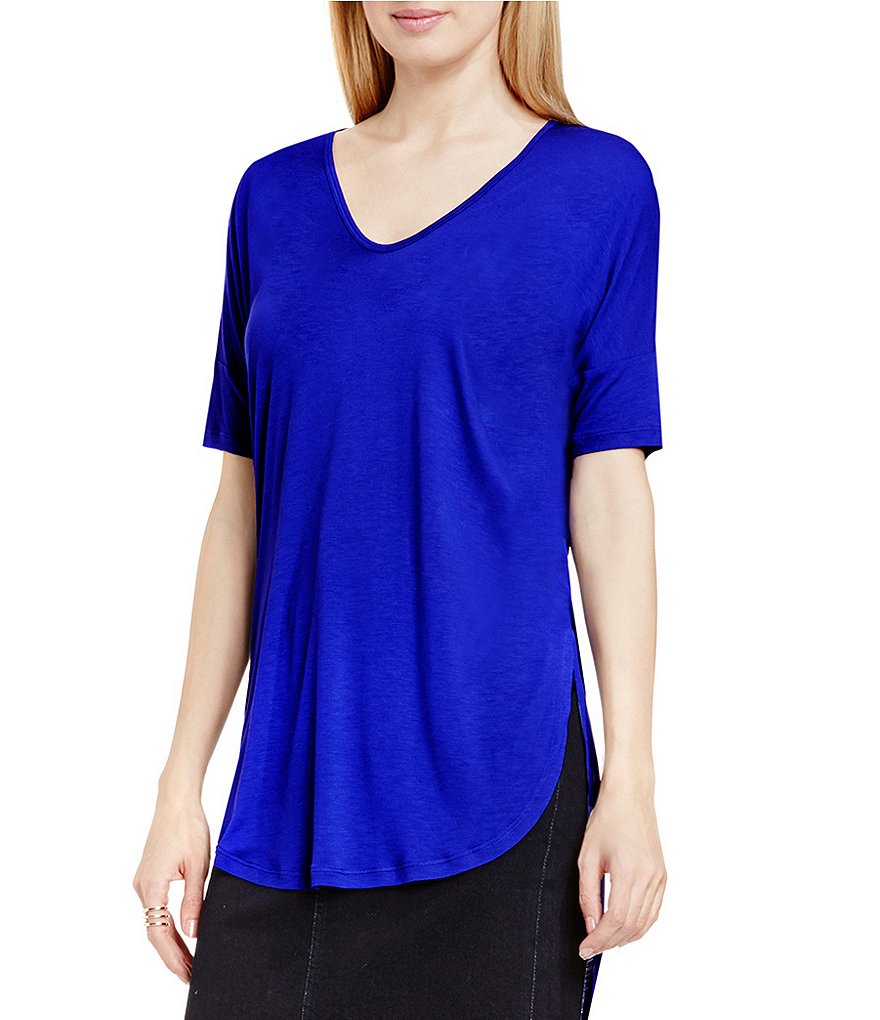Two By Vince Camuto Long Dolman Tunic