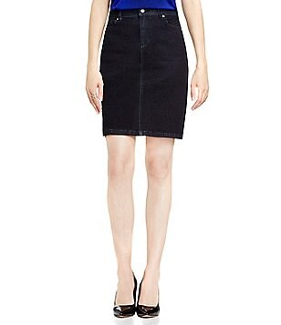 Two By Vince Camuto Super Stretch Classic Pencil Skirt