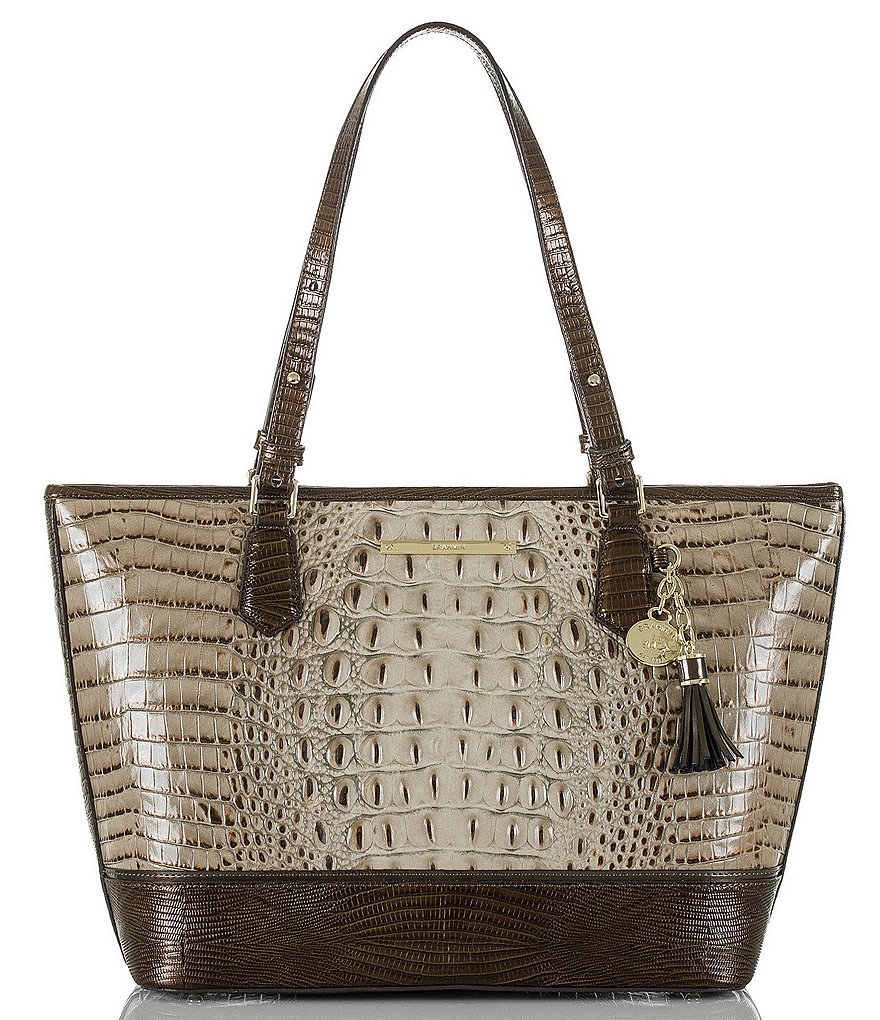 Brahmin Bronte Collection Medium Asher Tote